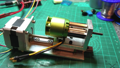CoreXY Portal Mill/Laser [der-frickler net]